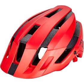 Fox Flux Casco de bicicleta Hombre, bright red